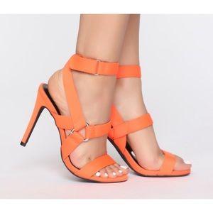 New Fashion Nova Heels
